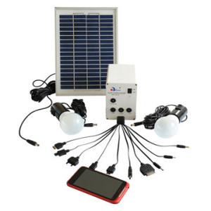 Mini-Solar-Home-Lighting-System