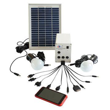 Mini-Solar-Home-Lighting-System